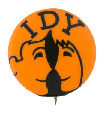 IDY Ice Breakers Button Museum