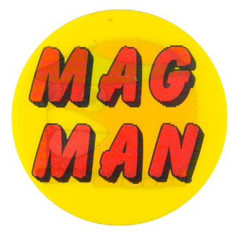 Mag Man Social Lubricators Button Back