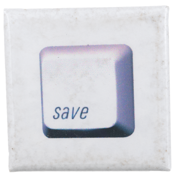 Save Key Ice Breakers Busy Beaver Button Museum