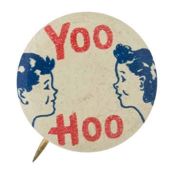 Yoo Hoo Ice Breakers Button Museum