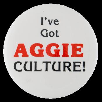 Aggie Culture Club Button Museum