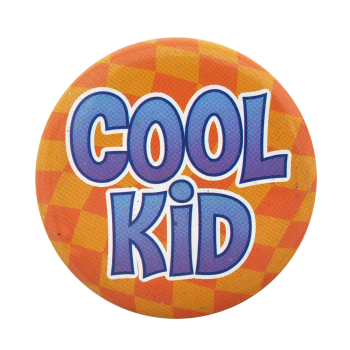 Cool Kid Social Lubricators Button Museum