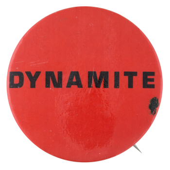 Dynamite Ice Breakers Button Museum