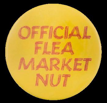 Flea Market Nut Ice Breakers Button Museum
