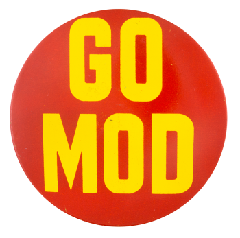 Go Mod Ice Breakers Button Museum