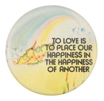 Happiness of Another Ice Breakers Button Museum