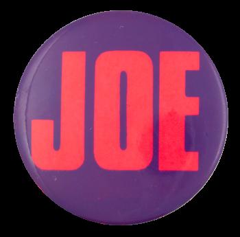 Joe Ice Breakers Button Museum