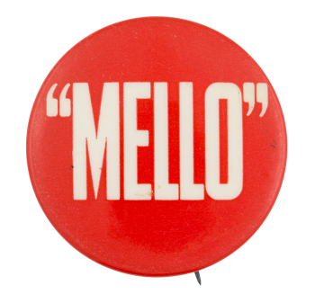 Mello  Social Lubricators Button Museum