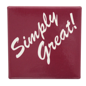 Simply Great Ice Breakers Button Museum