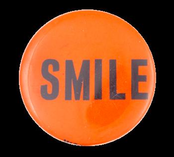 Smile Social Lubricator Button Museum
