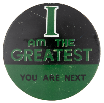 You Are Next Ice Breakers Button Museum