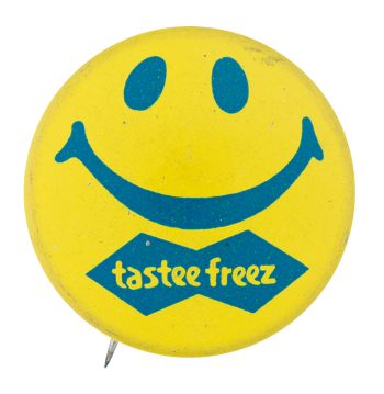 Tastee Freez Smileys Button Museum
