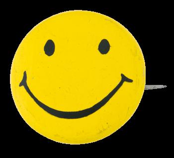 Yellow Smiley 6 Smileys Button Museum