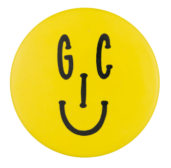 Graphic Communications International Union Smileys Button Museum