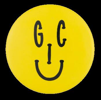 Graphic Communications International Union Smileys Button Museum