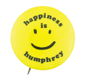Happiness is Humphrey Smileys Button Museum