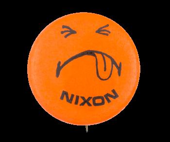 Nixon Smiley Smileys Button Museum