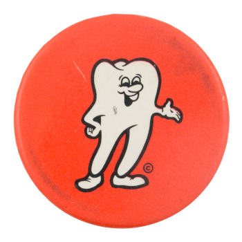 Murphy the Molar Smileys Button Museum
