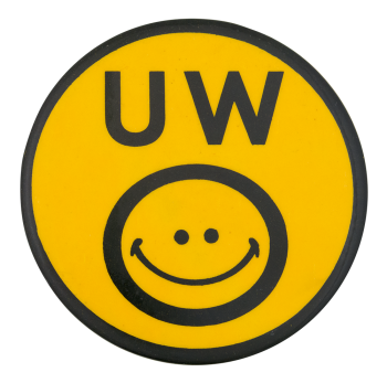 UW Smiley Smileys Button Museum