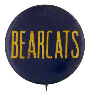 Bearcats Sports Button Museum