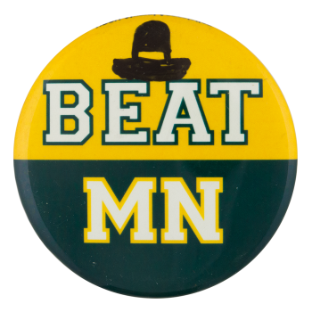 Beat Minnesota Sports Button Museum