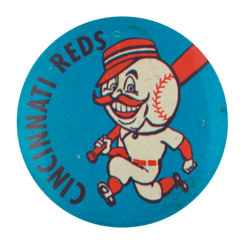 Cincinnati Reds Sports Button Museum