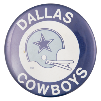 Dallas Cowboys Sports Button Museum