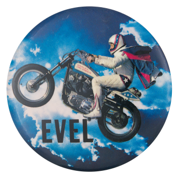 Evel Knievel Sports Button Museum