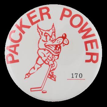 Packer Power Sports Button Museum