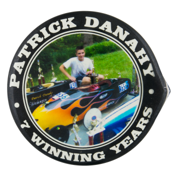 Patrick Danahy Sports Button Museum