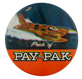 Pride Of Pay N Pack Color Sports Busy Beaver Button Museum