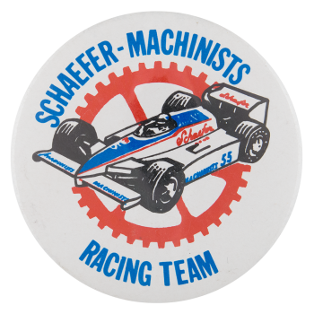 Schaefer Machinists Sports Button Museum
