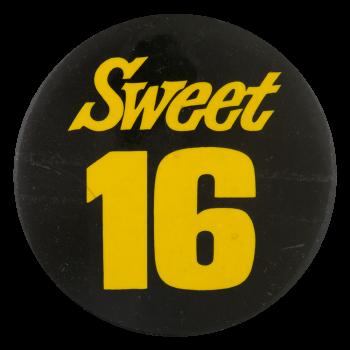 Sweet Sixteen Sports Button Museum