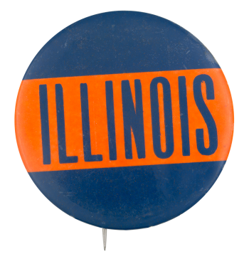 University of Illinois at Urbana Champaign Sports Button Museum