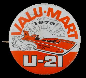 Valumart U21 Sports Busy Beaver Button Museum