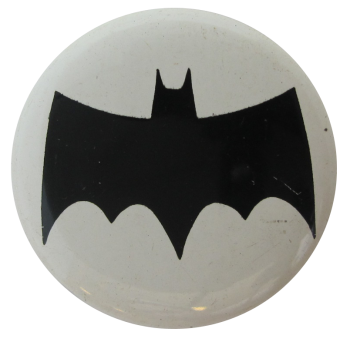 Batman Entertainment Button Museum