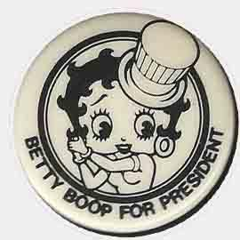 Betty Boop for President