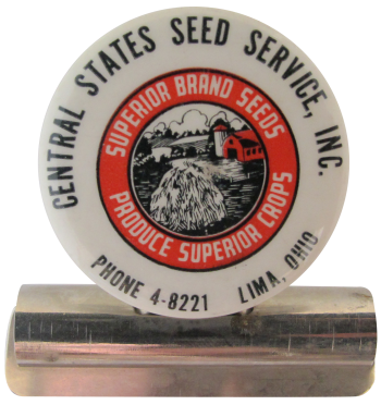 Central States Seed Service Innovative Button Museum
