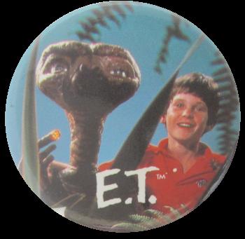 E.T. and Elliott Entertainment Button Museum