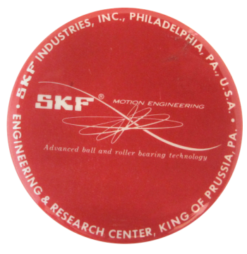 SKF Innovative Button Museum