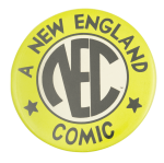 A New England Comic Advertising Button Museum