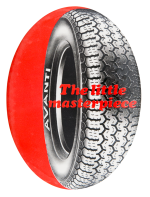 Avanti Tires Advertising Button Museum