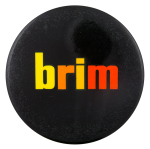 Brim Advertising Button Museum