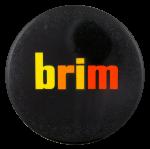 Brim Advertising Button Museum
