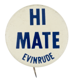 Evinrude Advertising Button Museum