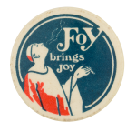 Foy Brings Joy Advertising Button Museum
