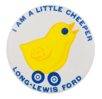 Long-Lewis Ford Advertising Button Museum