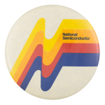 National Semiconductor Advertising Button Museum