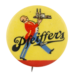 Pfeiffer's Advertising Button Museum