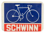 Schwinn Bike Advertising Button Museum
